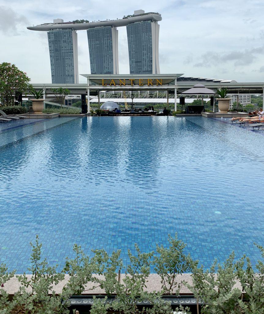 シンガポールの景色が最高のバー【ランタン / Lantern)】@フラトンベイホテル