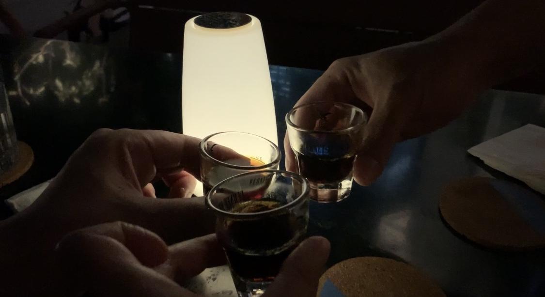 マリーナベイサンズが映えるイタリアン【カフェフェルネ / Caffe Fernet】@マリーナベイエリア
