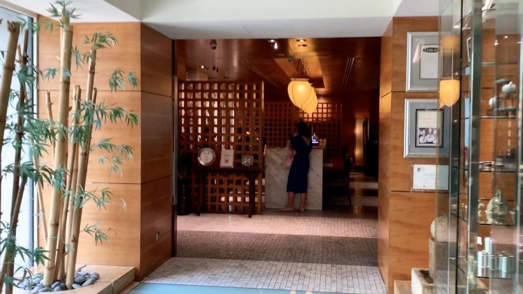 痺れる辛さがたまらん!【麻婆豆腐】@アマラホテル シルクロード