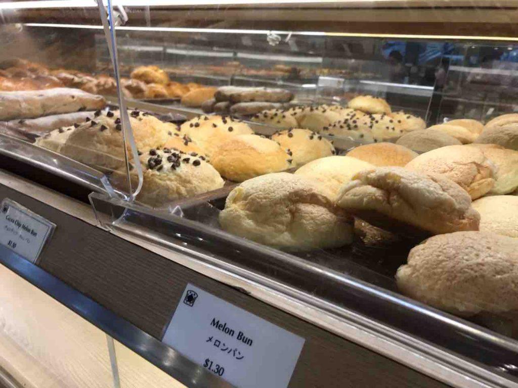 北海道カレーパンの【プルマンベーカリー / Pullman Bakery】@ミレニアウォーク