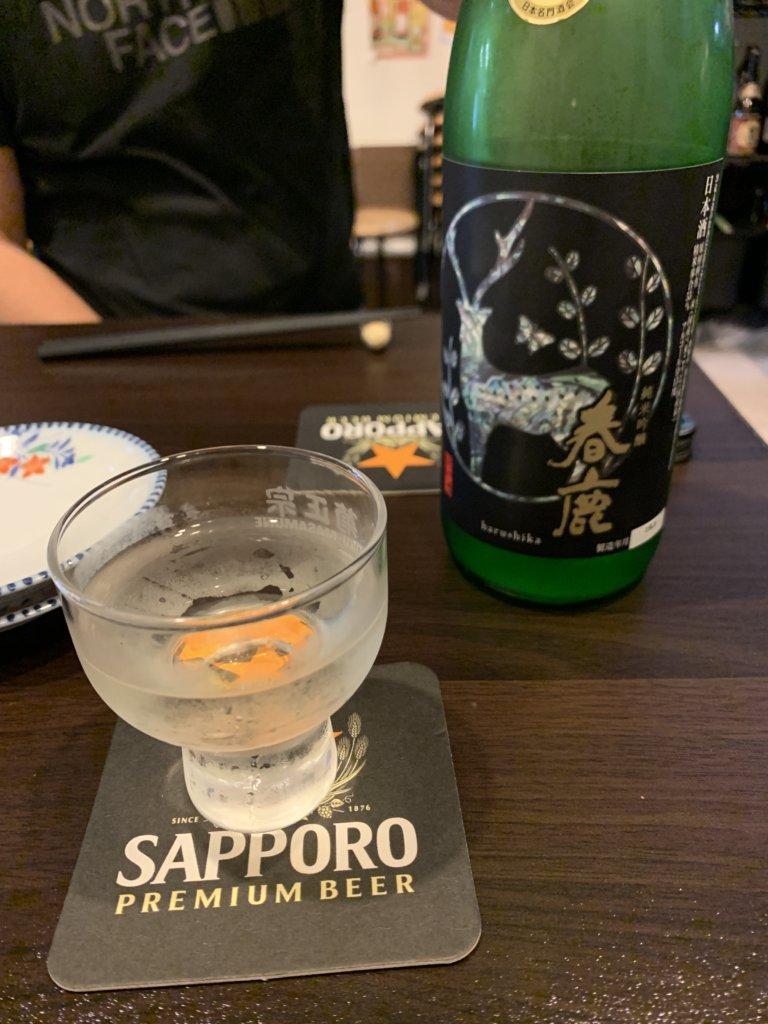 お酒の呑めない方の入店はお断り【徳 居酒屋 / Toku Izakaya Bar】@ミッドポイント オーチャード