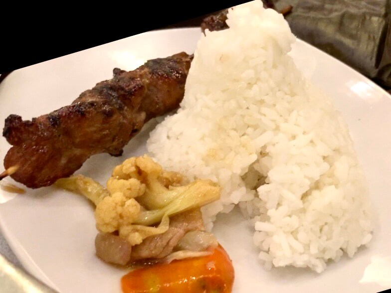 セブ旅行【フィリピン料理】@フィエスタベイレストラン