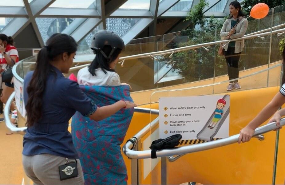 シンガポールの新スポット【キャノピーパーク】@ジュエル・チャンギ空港