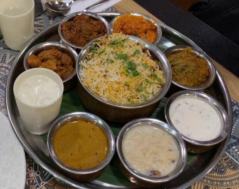 人気ブロガーおすすめビリヤニの店【スリー クンバカルナ / Sli Kumbhakarna Restaurant 】@リトルインディア
