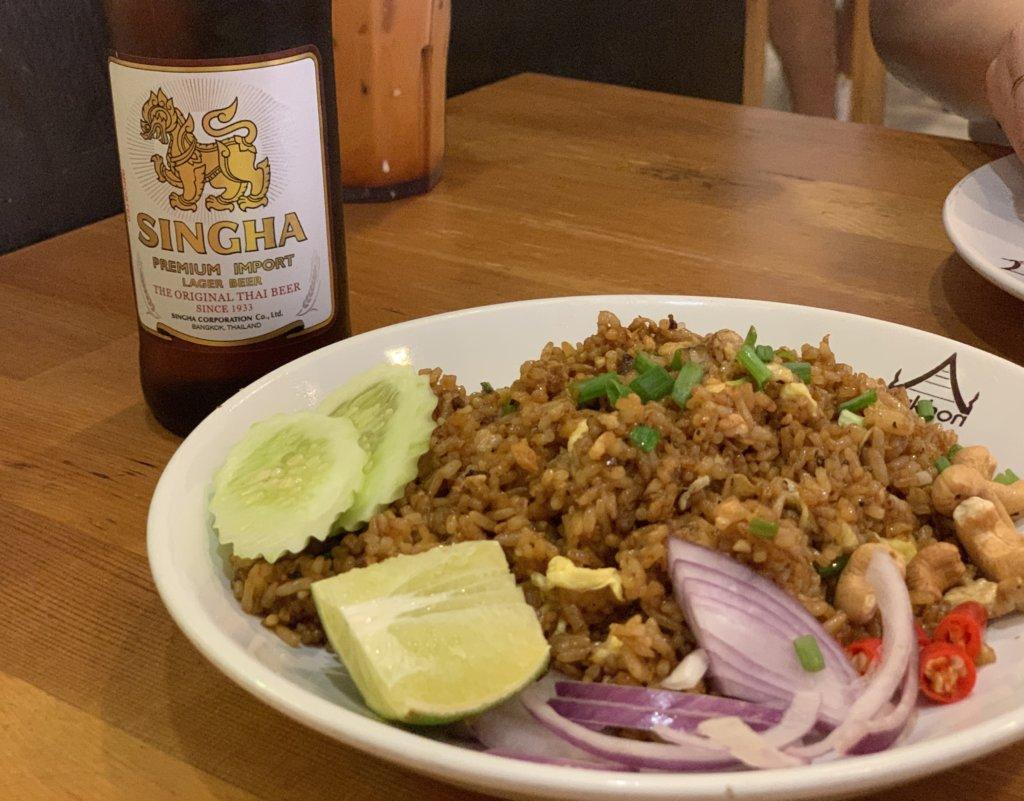 再訪シンガポールおすすめタイ料理【NAKHON KITCHEN / ナクホンキッチン】@ホーランドビレッジ