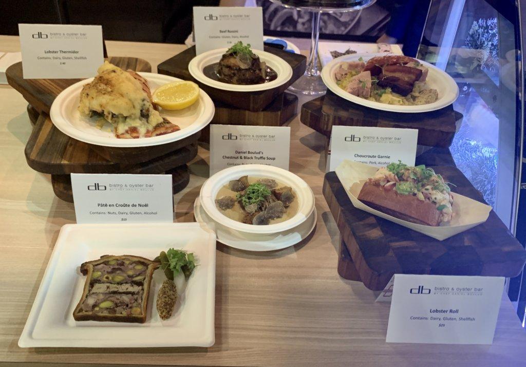 食の祭典!【エピキュリアンマーケット】シグネチャーレストラン 前編@マリーナベイサンズ