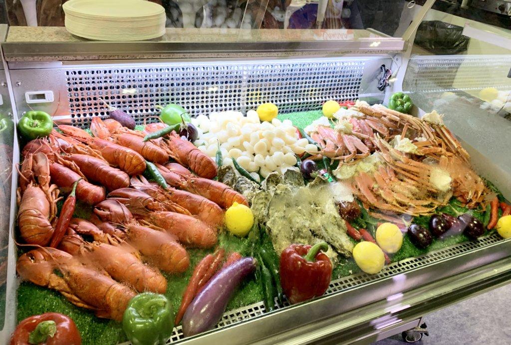 食の祭典!【エピキュリアンマーケット】フェスティブマーケット編@マリーナベイサンズ