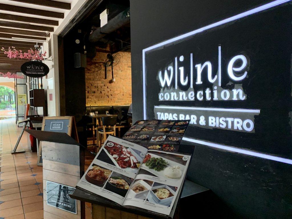 とろ〜りラクレットが最高!【Wine Connection / ワインコネクション】@ ロバートソンウォーク