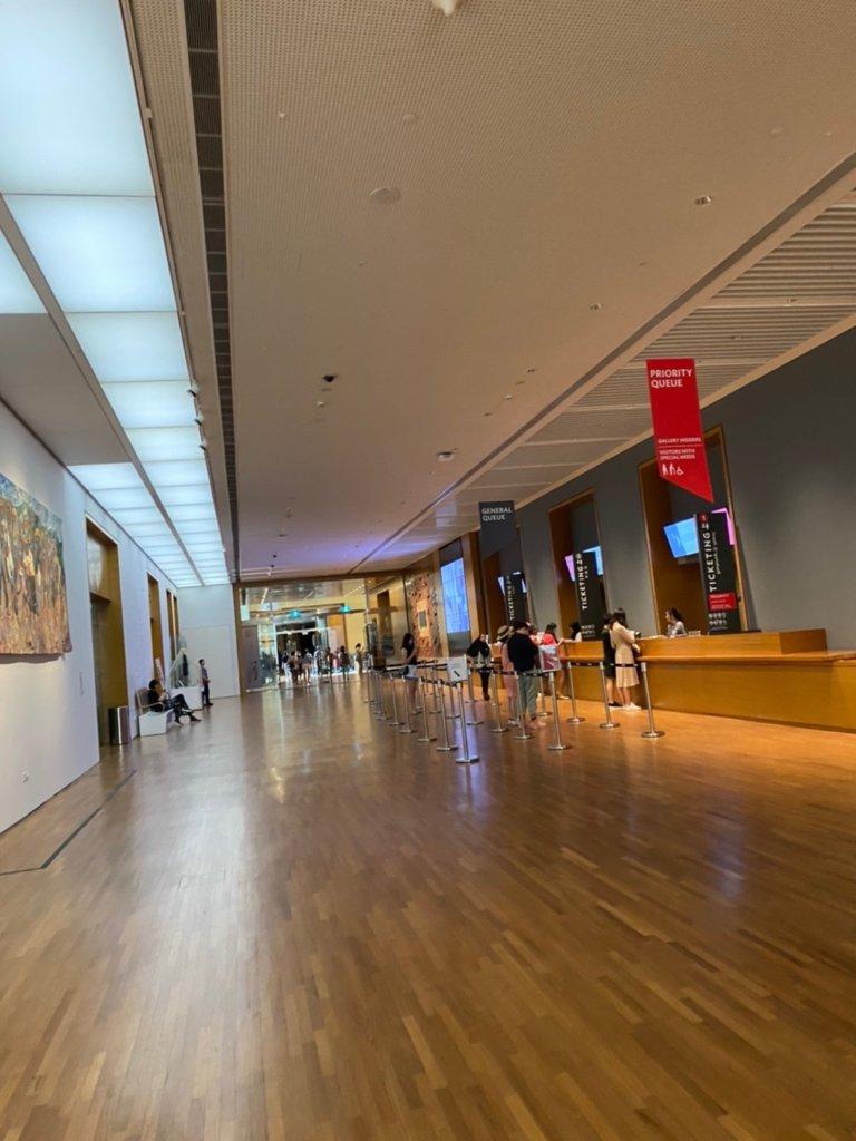予想以上に楽しかった東南アジア最大の現代美術館【National Gallery / ナショナルギャラリー】@シティホール