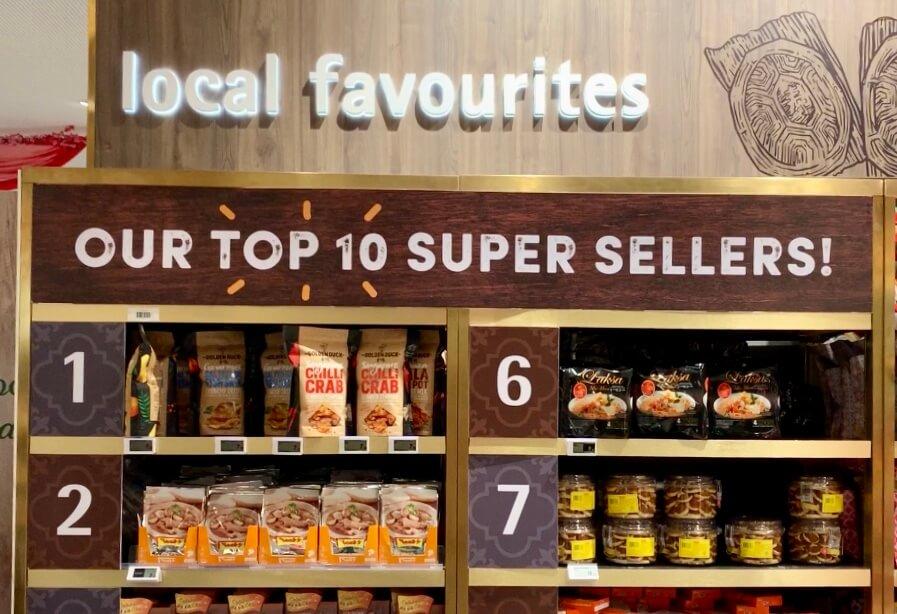 シンガポール土産をスーパーで【フェアプライス / Fair Price】@Jewelチャンギ空港